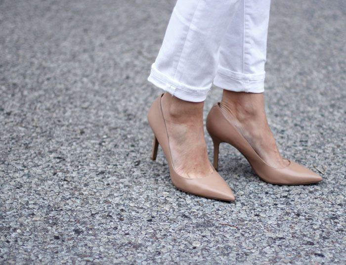 Milyen a tökéletes nude cipő?