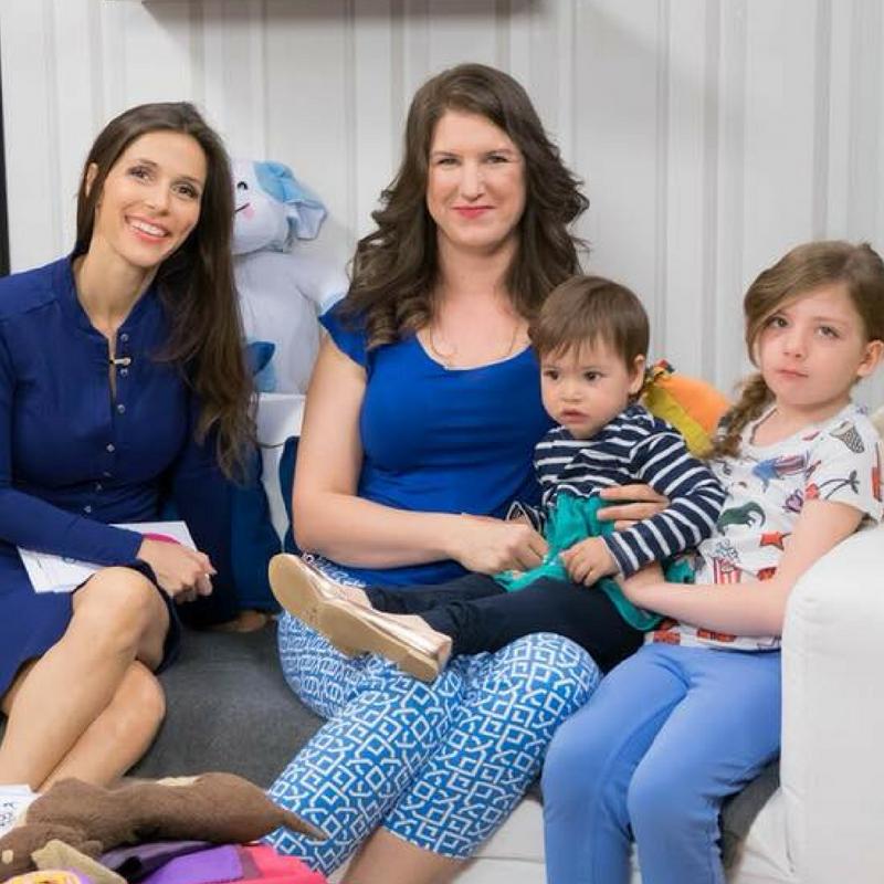 TV2 Babavilág-Gyerek színtanácsadás